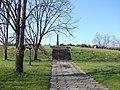 Obelisks Zlēku traģēdijas upuru masu kapos, Zlēku pagasts, Ventspils novads, Latvia - panoramio.jpg