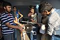 Observance of Mercury Transit Preparation - Orientation cum Selection Camp for XXI International Astronomy Olympiad - NCSM - Kolkata 2016-05-09 3667.JPG