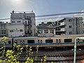 Odakyu train near Yoyogi.jpg