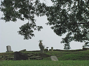 National Register of Historic Places listings in Oktibbeha County, Mississippi - Image: Oddfellows black cem