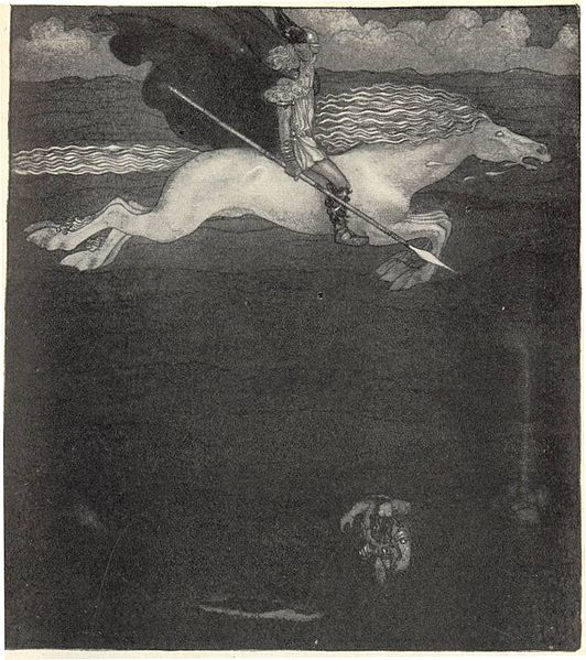 File:Odin and Sleipnir - John Bauer.jpg