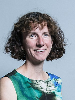 Anneliese Dodds - Image: Official portrait of Anneliese Dodds crop 2