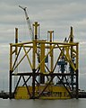 Offshore transformer, Belfast - geograph.org.uk - 1524783.jpg