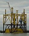 Offshore transformer, Belfast - geograph.org.uk - 1524783.jpg
