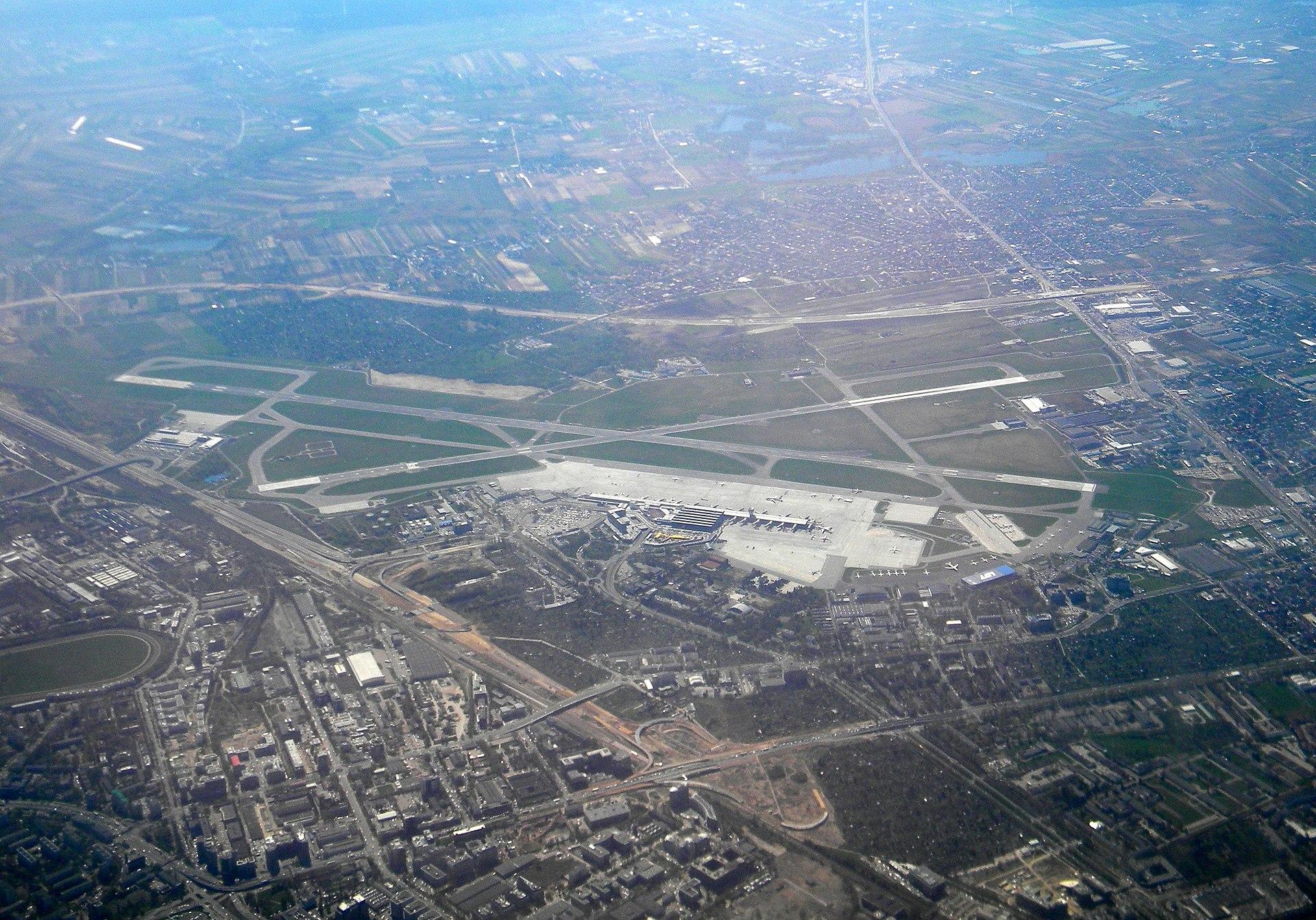 Frankfurt Airport Enterprise Rental Car Return