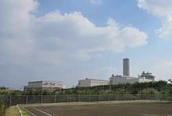 Okinawa Electric Power Company Yoshinoura Power Plant.JPG