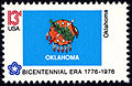 Oklahoma Bicentennial 13c 1976 issue.jpg