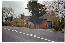 Old Chapel House, Foston - geograph.org.uk - 304592.jpg