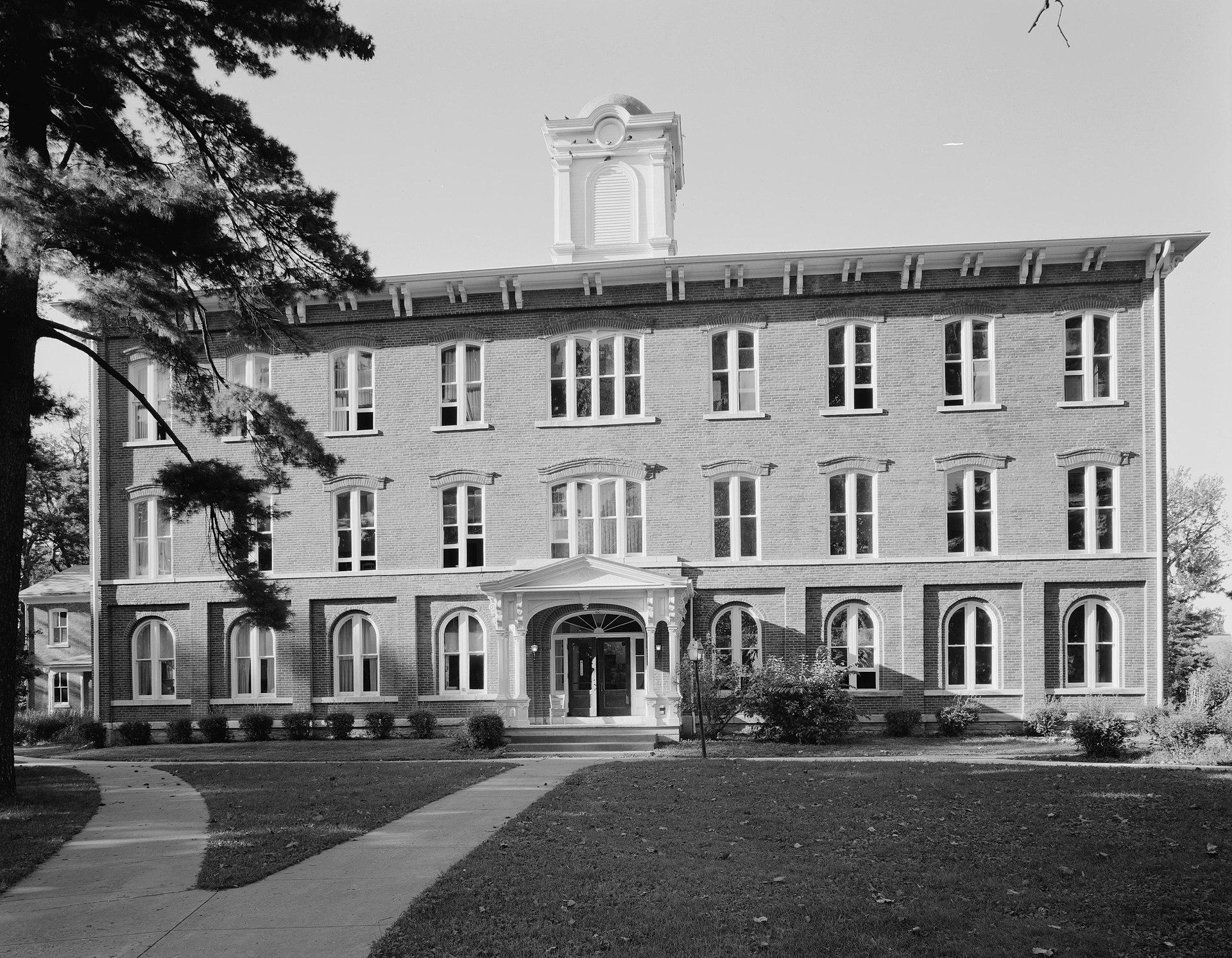 Iowa Wesleyan University Wikipedia