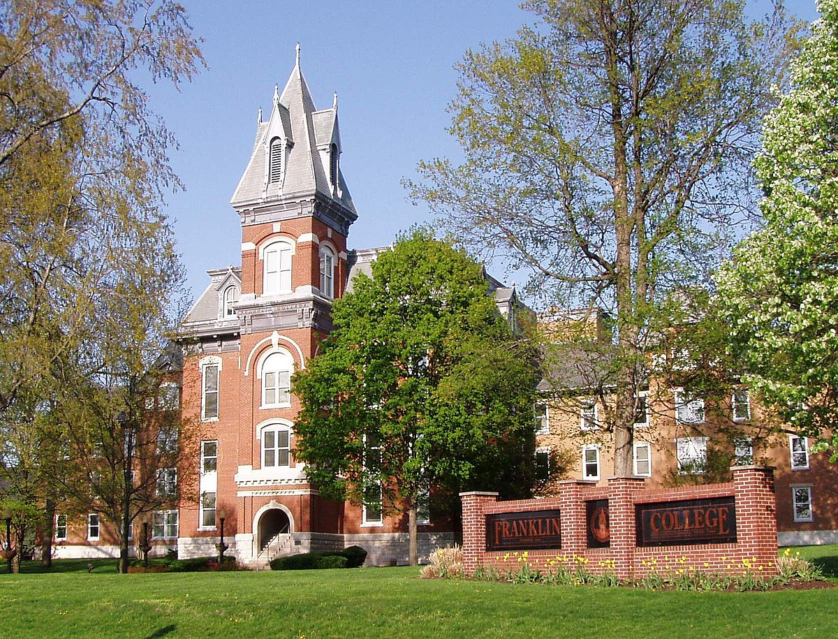 Franklin College Indiana Wikipedia