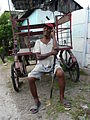Old Man and Wagon - Santiago de Cuba - Cuba.jpg