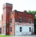 Old jail side, Blackshear, GA, US.jpg