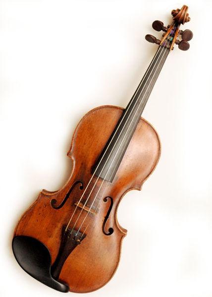 428px Old violin ویالون