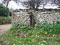 Old water pump in Naunton - geograph.org.uk - 1595329.jpg