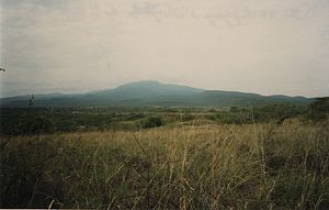 Olorgesailie - Landscape near Olorgesailie