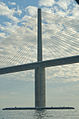 One of two main supports for the Sunshine Skyway Bridge.jpg
