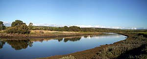 Kaurna - The name of the Onkaparinga River (pictured) is derived from the Kaurna language.