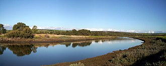 Onkaparinga River - Onkaparinga River estuary