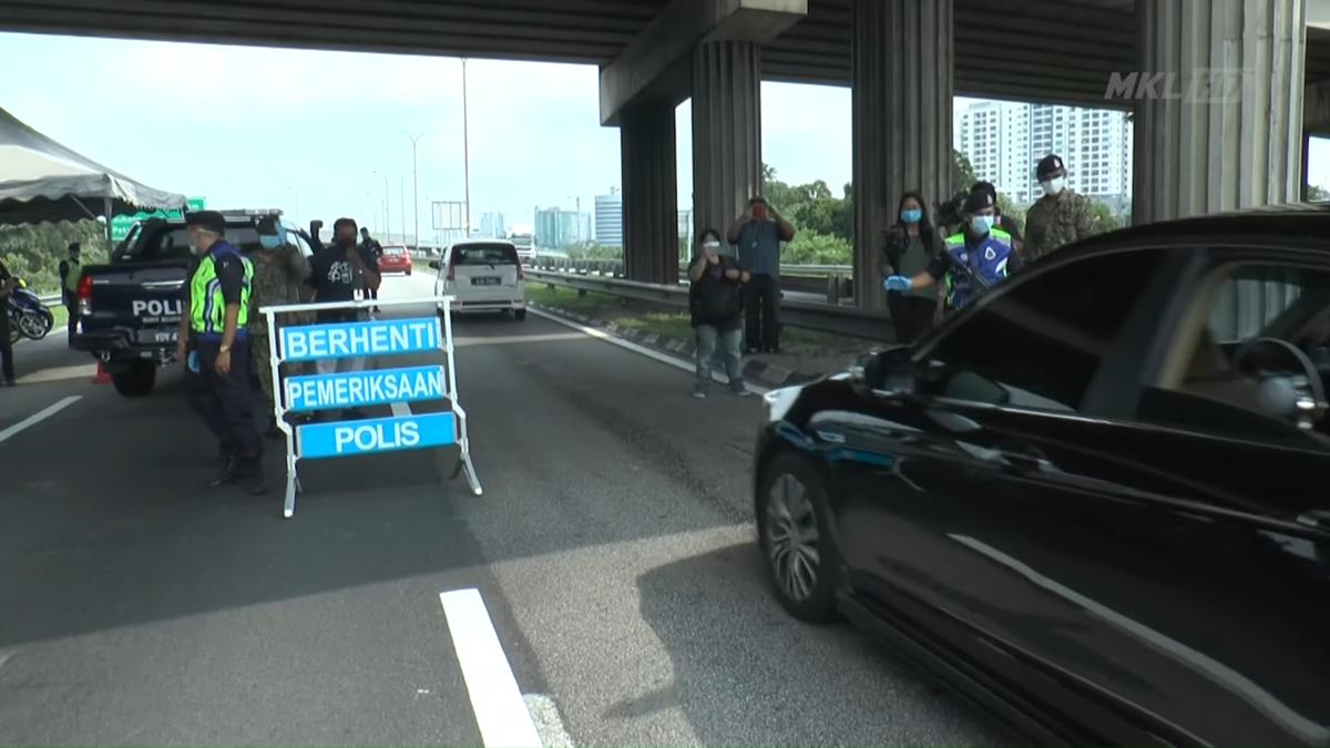 Malaysian movement control order - Wikipedia