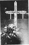 Original Gravemarker of Albert Ball.jpg