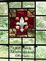 Orval, chapelle N.D. des Scouts (vitrail scout).JPG