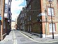 Ossington Buildings from Moxon Street, London W1.JPG