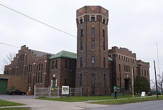Oswego Armory United States historic place