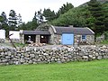 Out-buildings at Mamore Cottages - B - geograph.org.uk - 1390854.jpg