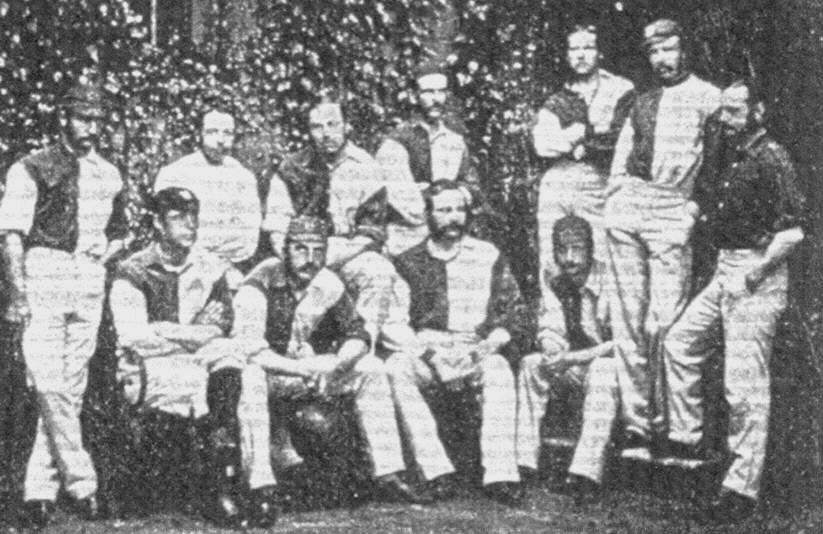 Oxford univ afc 1874