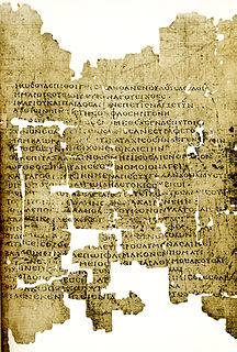 Callimachus Ancient poet and librarian