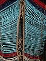 P2253810a detail Dinka Mans beaded corset, Southern Sudan (8505399213).jpg