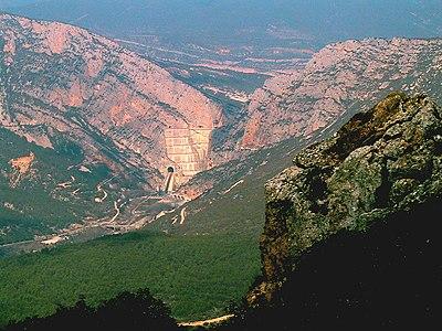 Picture of Central Hidroelectrica de Canelles
