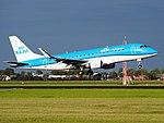 PH-EXI KLM Cityhopper Embraer ERJ-175STD (ERJ-170-200) at Schiphol (AMS - EHAM), The Netherlands pic7.jpg