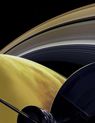 2017 in spaceflight - Cassini Grand Finale