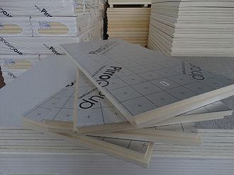 Polyisocyanurate - Polyisocyanurate insulation boards