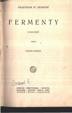 Fermentytom Iicałość Wikiźródła Wolna Biblioteka