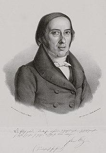 Lithographie von Isidor Popper (Quelle: Wikimedia)