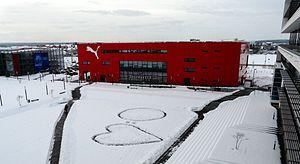 Herzogenaurach - PUMAVision Headquarters in Herzogenaurach