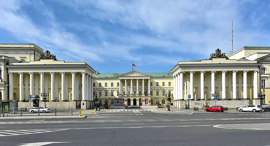 Palace of the Ministry of Revenues and Treasury