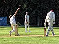 Pacific CC v Chigwell CC at Crouch End, London, England 11.jpg