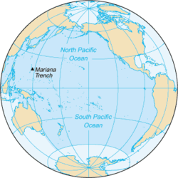 map of southern pacific ocean Pacific Ocean Wikipedia map of southern pacific ocean