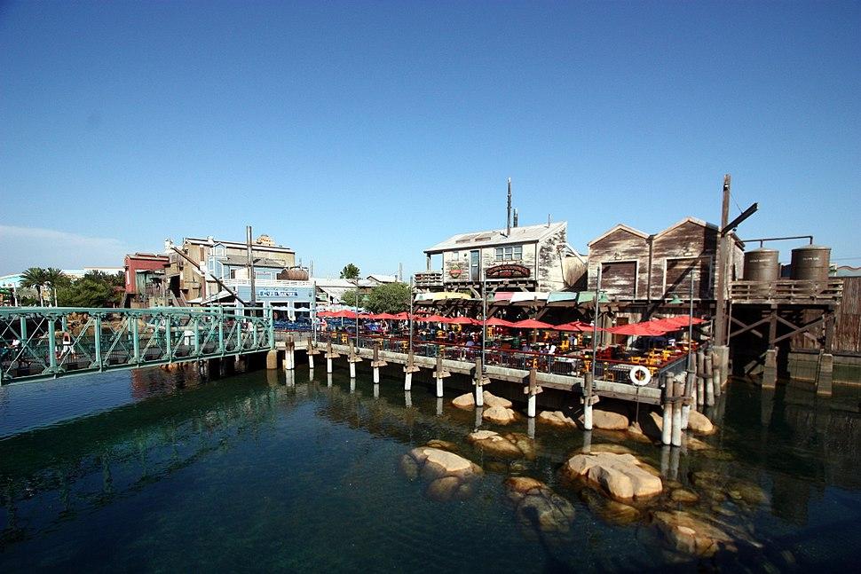 Pacific Wharf DCA