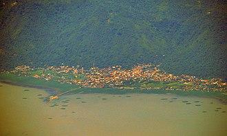 Paete - Image: Paete Laguna