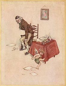 Hans Andersen's fairy tales (Robinson)/The Naughty Boy