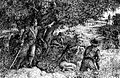 Painting of the Chumash Revolt of 1824 by Alexander Harmer.jpg