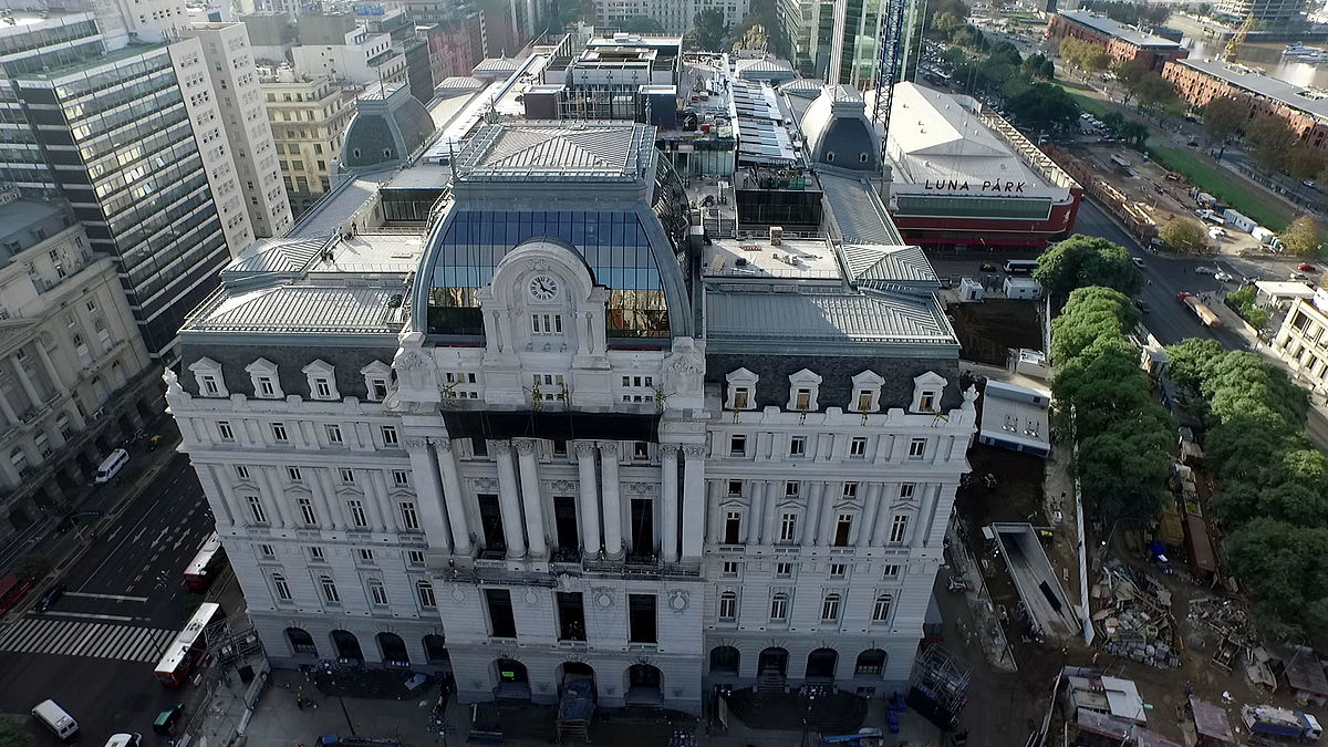 Kirchner Cultural Centre Wikipedia