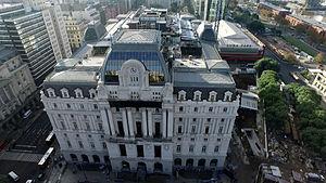 Kirchner Cultural Centre - Image: Palacio correos BA 2015