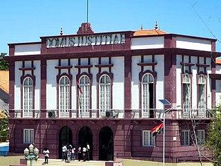 Moçâmedes Municipality in Namibe Province, Angola