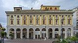 Palazzo Beretta in Piazza del Mercato Brescia.jpg