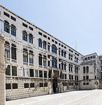 Palazzo Pisani a San Stefano - Palazzo Pisani a San Stefano